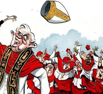 Pope Retires